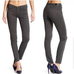 """Adriano Goldschmied AG """"the stilt"""" jeans in gray"""